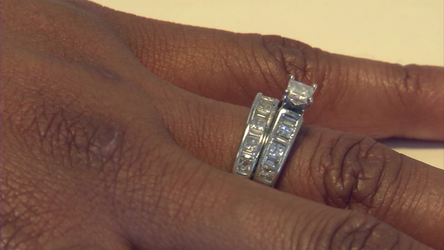 wedding ring returned a year later kcentv