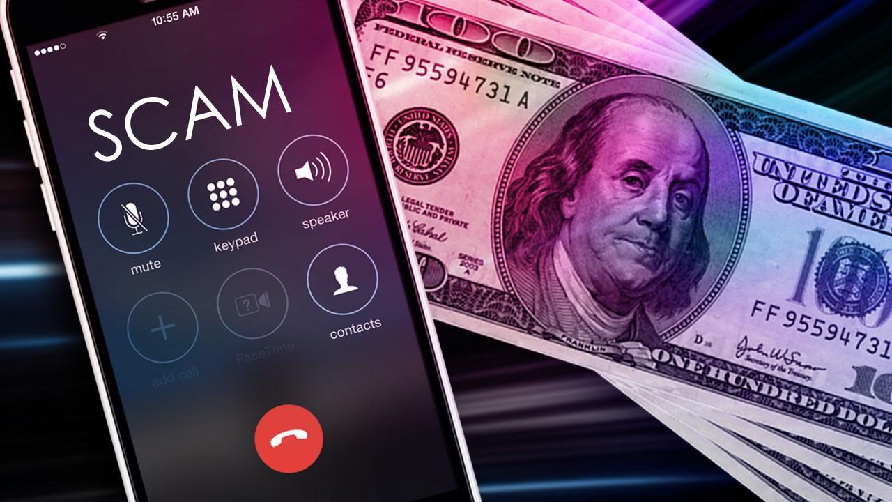 money scams aware